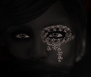 CCN Blesser Diamond Tears  Eye jewel