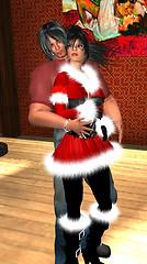 Musc and Kris Christmas 2008