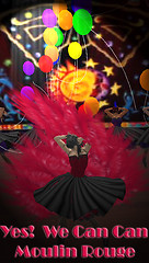 CanCan Moulin Rouge