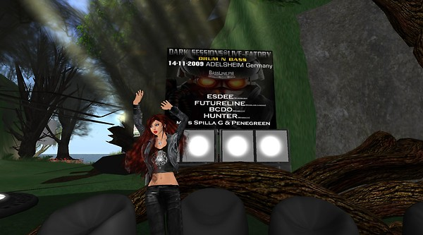 raftwet jewell at bassline isl...