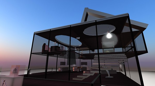 The Chrystal Sky Loft