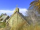 Village Church at Valhal