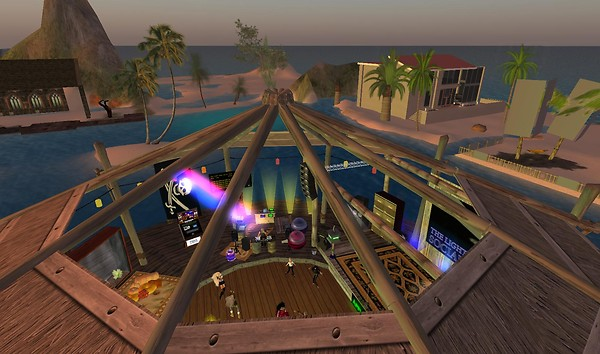 the light tower social club in...