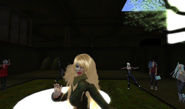 raftwet at drain club in second life