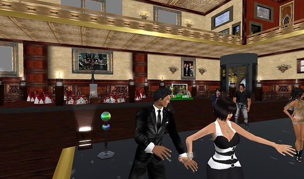 THE A LIST! in second life