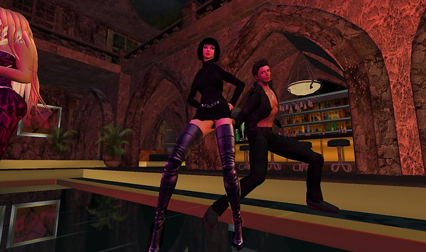 raftwet, xavier virtual world ...