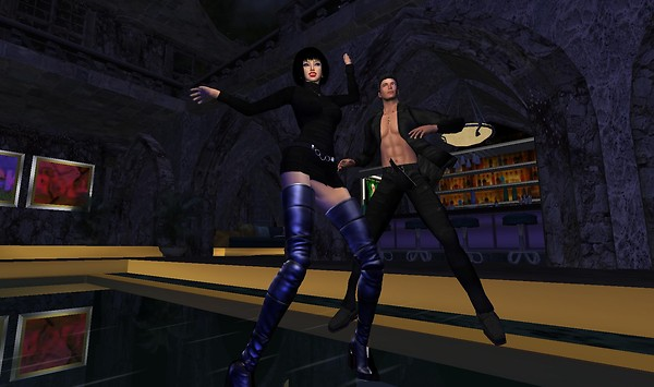 rafee, xavi in second life