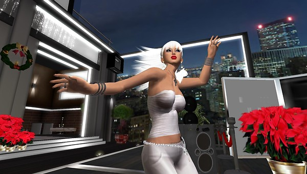 raftwet jewell at dance4life w...