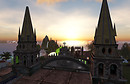 Opera Joven - cathederal sunset