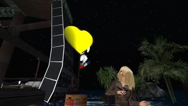 raftwet at haad rin full moon party