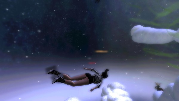 raftwet flying at HPMD in virt...