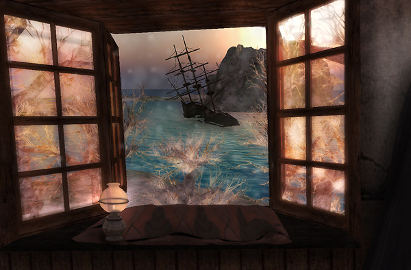 Anodyne through a window [Winterfell Anodyne]