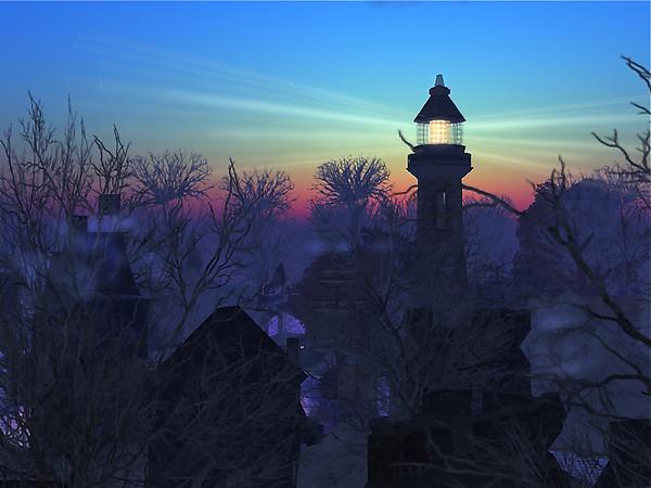 Dawn in Winterfell Ebonshire