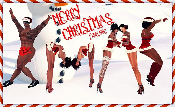 Merry Christmas from OOC1
