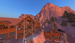 Second Life Winterfest - Koinup Burt