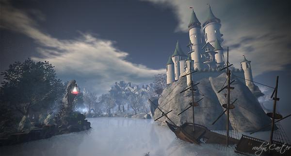 Winterfell Amaranthine by Rudyn Carter
