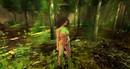 Bridgette in the Forest