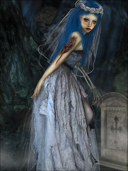 In death, we rise - Corpse Bride