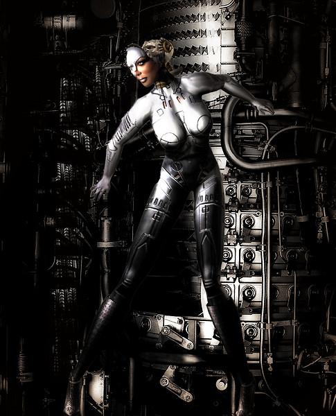 Cyber Haunter