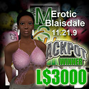 MS Weekly Linden Lottery Winner Erotic Blaisdale