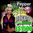 MS Weekly Linden Lottery Winner Pepper Neox