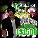MS Weekly Linden Lottery Winner Kararot Michigan