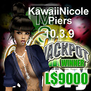 MS Weekly Linden Lottery Winner KawaiiNicole Piers