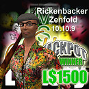 MS Weekly Linden Lottery Winner Rickenbacker Zenfold