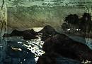Las lagunas rocks