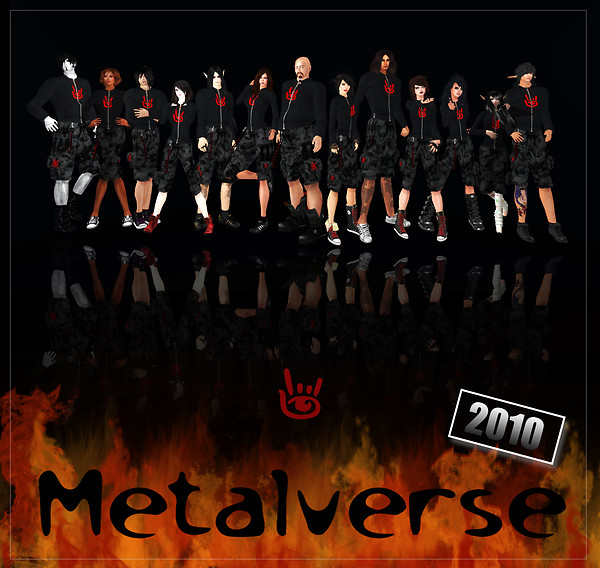 Metalverse 2010 calendar_cover