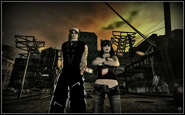 Metalverse 2010 calendar_july: metalcore
