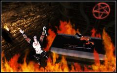 Metalverse 2010 calendar_December: black metal