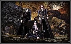 Metalverse 2010 calendar_October: doom metal