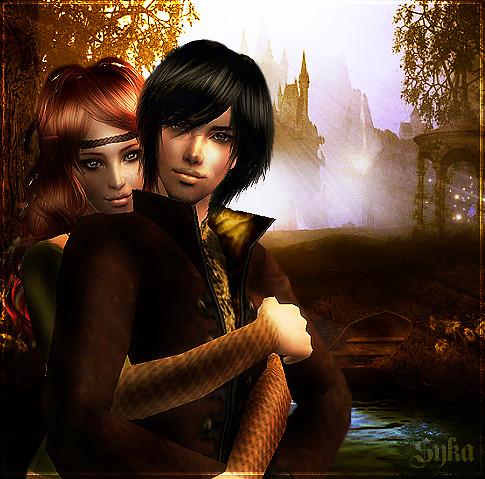 Isabeau et Gareth