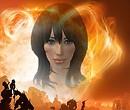Ohnivá žena