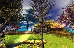 Alirium Gardens - Raul Crimson