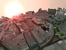 Aerial View of Virtual London