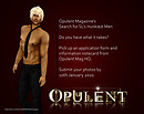 Opulent Magazine SL Hunk Search