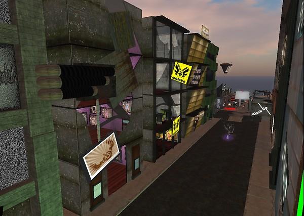 Vapor - Grunge, Cyberpunk, Neko, Urban Shopping, Mall - Kio Whitehead