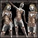 TTF - JOHANNE - LINGERIE - All Wearing Options