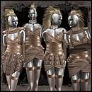 TTF - JOHANNE - SHORT DRESS - All Wearing Options