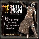 TTF - JOHANNE - THE IMAGE OF THE FEMALE HEROISM