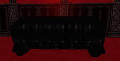 ANIMATED VAMPIRE CASKET