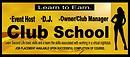 CLUB SCHOOL BILLBOARD SIGN UPDATE