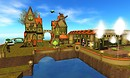 reminds me sort of lego ville in vibe, not in construction - Torley Linden