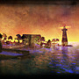 Tulip Island-the lighthouse