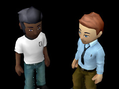 With Malburns in Club Cooee