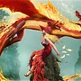 Wrath of fire -  Dragon and Phoenix