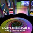 UWA 3D Art&Design Challenge gallery