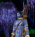 blue man;-)